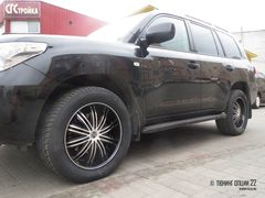 Диски 2Crave N07 R20 - Toyota Land Cruiser