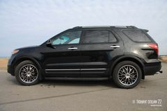 Диски 2Crave N09 R20 - Ford Explorer