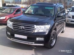 Диски Avenue A607 R20 - Toyota Land Cruiser