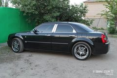 Диски Diablo Angel R20 - Chrysler 300C