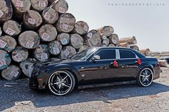 "Диски Diablo Angel 24"" хром - Chrysler 300C"
