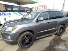 Диски Gianna Crown R20 - Lexus LX570