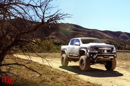 "Диски Grid Off-Road GD3 20"" - Chevrolet Colorado. Колёса: Nitto Terra Grappler 35/12.5 R20"