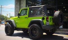 "Диски Grid Off-Road GD3 20"" - Jeep Wrangler. Колёса: Falken"