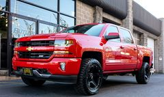 "Диски Grid Off-Road GD4 20"" - Chevrolet Silverado. Колёса: Toyo Open Country R/T 33/12.5 R20"