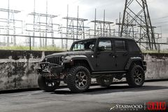 "Диски Grid Off-Road GD6 20"" - Jeep Wrangler Rubicon. Колёса: Nitto Trail Grappler M/T 35/12.5 R20"