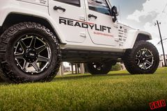 "Диски Grid Off-Road GD6 20"" - Jeep Wrangler Rubicon. Колёса: Nitto Trail Grappler M/T 37/12.5 R20"