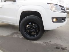 "Диски MKW M103 18"" - Volkswagen Amarok. Колёса: Michelin Latitude Tour HP 285/60 R18"