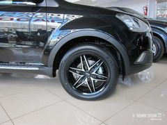 "Диски MKW M106 18"" - SsangYong Actyon. Колёса: Goodyear Eagle LS 2 225/55 R18"