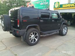 Диски MKW M81 R22 - Hummer H2