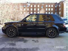 Диски Panther Evo 907 R20 - Range Rover Sport