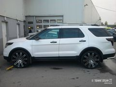 Диски Ruff Racing R955 R22 - Ford Explorer