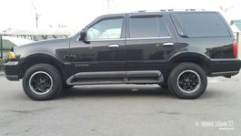 Диски Ultra Wheel Vagabond R17 - Lincoln Navigator