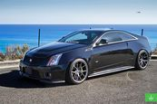 "Диски Verde Axis 20"" - Cadillac CTS-V"