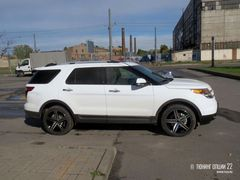 Диски Verde Parallax R20 - Ford Explorer