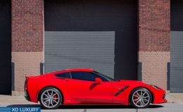 "Диски XO Verona 20"" - Chevrolet Corvette Stingray Z51. Колёса: Michelin Pilot Super Sport 285/30 R20"