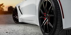 "Диски XO Verona 19"" - Chevrolet Corvette Stingray. Колёса: Toyo Proxes T1-R"
