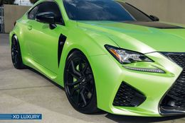 "Диски XO Verona 19"" - Lexus RC-F. Колёса: Michelin Pilot Super Sport 255/40 R19"